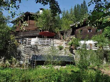 Ferienhaus für 2 Personen | Alpbachtal Tirol (Hausansicht Sommer)