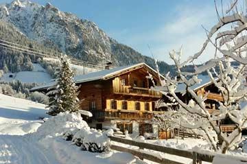 Ferienhaus Alpbach mit vier Schlafzimmern