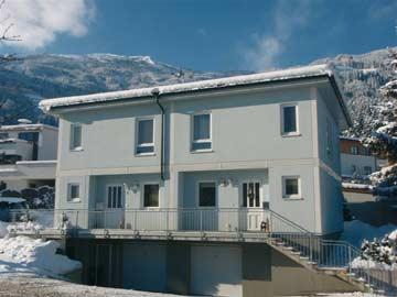 Ferienhaus in Fügen nahe bei der Talstation Spieljoch