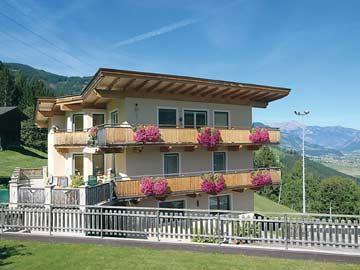 Ferienwohnung Kaltenbach Hochzillertal