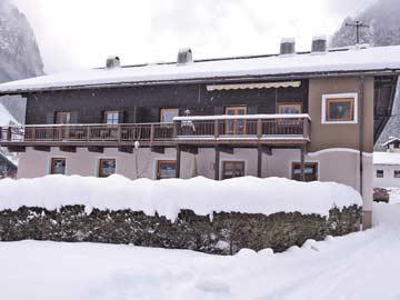 Ferienwohnung Ginzling bei Mayrhofen