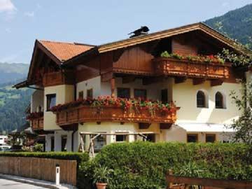 Ferienwohnung Zillertal 7 Personen in Aschau
