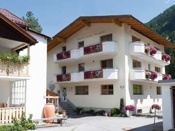 Appartement in Kappl