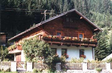 Ferienwohnung St Leonhard für günstigen Urlaurb im Pitztal im Sommer