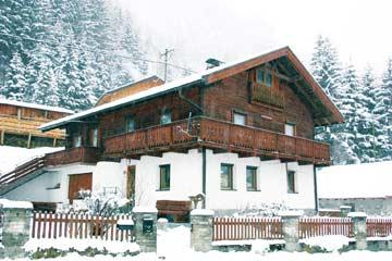 Ferienwohnung St Leonhard für günstigen Urlaub im Pitztal