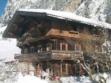 Ferienwohnung Mayrhofen 10 Personen