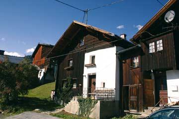 Ferienhaus Kappl nahe der Talabfahrt im Sommer