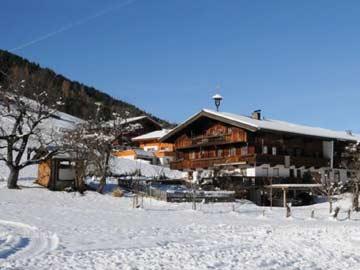 Ferienwohnung Inneralpbach