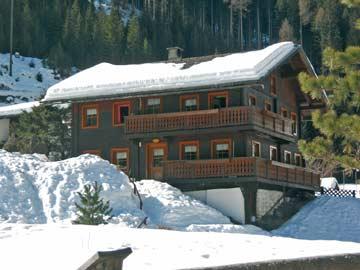 Chalet Defereggental in ruhiger Lage auf ca. 1430 m Höhe