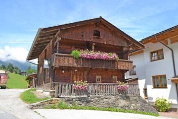 Hütte Hippach im Zillertal