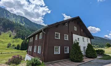 Ferienhaus Ischgl - Sommeransicht