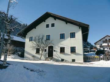 Ferienhaus in Lermoos - Skiurlaub an der Zugspitze