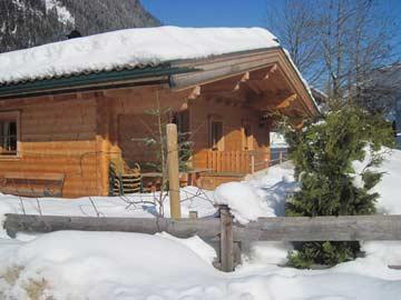 Chalet Mayrhofen - Skiurlaub im Zillertal