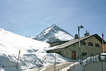 Skihütte Kühtai - Skiurlaub im höchstgelegenen Skiort Österreichs