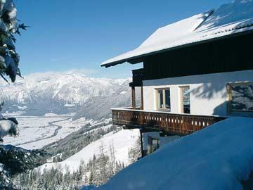 Ferienhaus im Zillertal mit Sauna