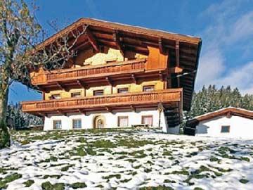 Ferienhaus Schlitters - Skiurlaub hoch über dem Zillertal