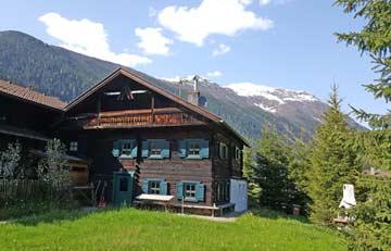 Ferienhaus Niederthai - idyllischer Sommerurlaub im Ötztal