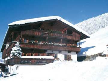 Ferienwohnung Alpbach im herrlich urigen Hüttenstil mit Sauna