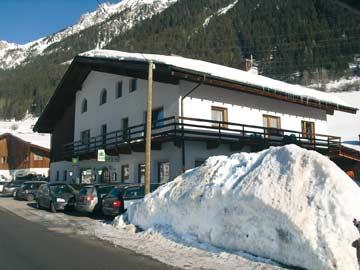 Ferienhaus Flirsch - Skiurlaub am Arlberg