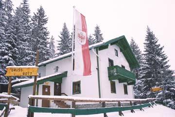 Skihütte Pitztal