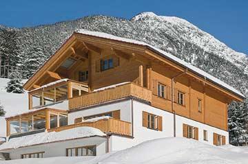 Ferienhaus Karwendel - Winterurlaub in Tirol