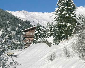Ferienhaus Hintertux - Skiurlaub am Hintertuxer Gletscher