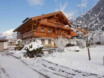 Ferienhaus in Mayrhofen für 15 Personen