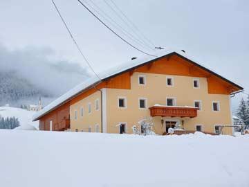 Gemütliches Familien-Ferienhaus in Sillian, knapp 5 km von der Talstation entfernt