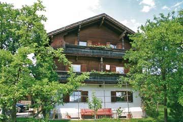 das Ferienhaus Uderns Zillertal im Sommer