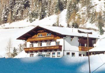 Ferienhaus Kühtai Österreich