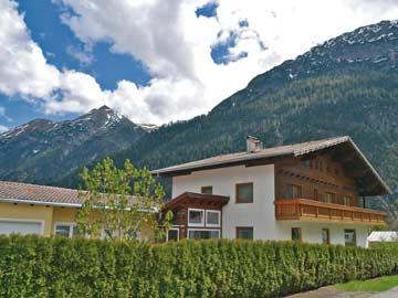 Ferienhaus Lechtal - unser Tipp für große Gruppen