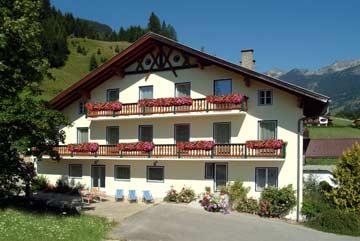 Ferienhaus Lermoos Zugspitzarena im Sommer