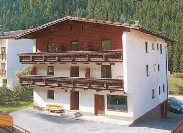 Gruppenhaus St. Leonhard Pitztal (im Sommer)