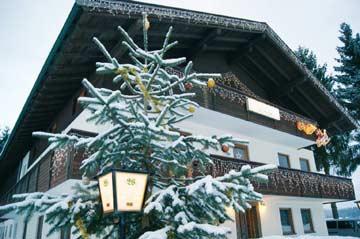 Ferienhaus Kössen - unser wieder eröffnetes Ferienhaus für Gruppen in Tirol