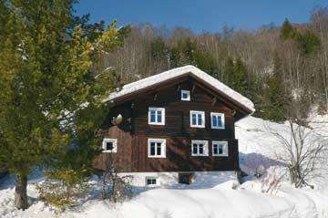 Ferienhaus Silbertal - Skiurlaub im Montafon