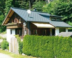 das Ferienhaus St. Anton im Montafon im Sommer