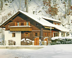Ferienhaus St. Anton im Montafon: Skiurlaub in Vorarlberg