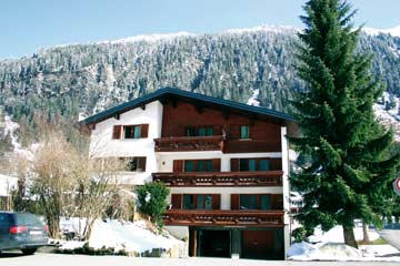 Ferienwohnung Partenen Montafon - Skiurlaub Montafon