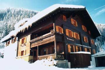 Ferienwohnung Gaschurn - im Winter