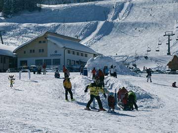 Gruppenhaus direkt im Skigebiet Egg-Schetteregg