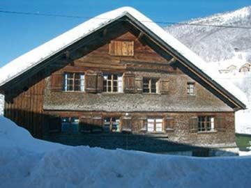 Hütte Mellau am Wander- und Skigebiet Mellau-Damüls