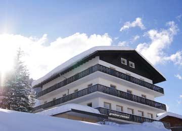 Ferienhaus Raggal - Skiurlaub im Großen Walsertal
