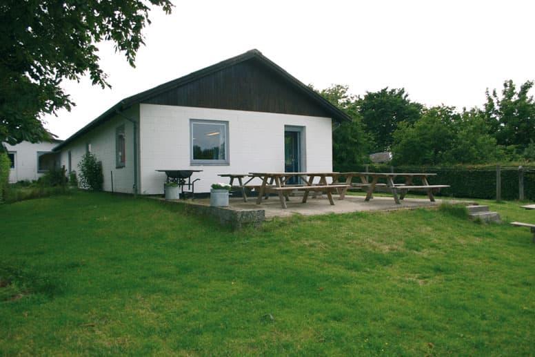 Gruppenhaus auf Langeland, nur 600 m vom Ristinge Strand