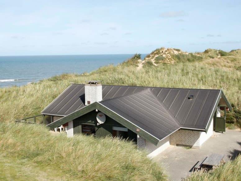 Ferienhaus in den Dünen am Lökken Strand