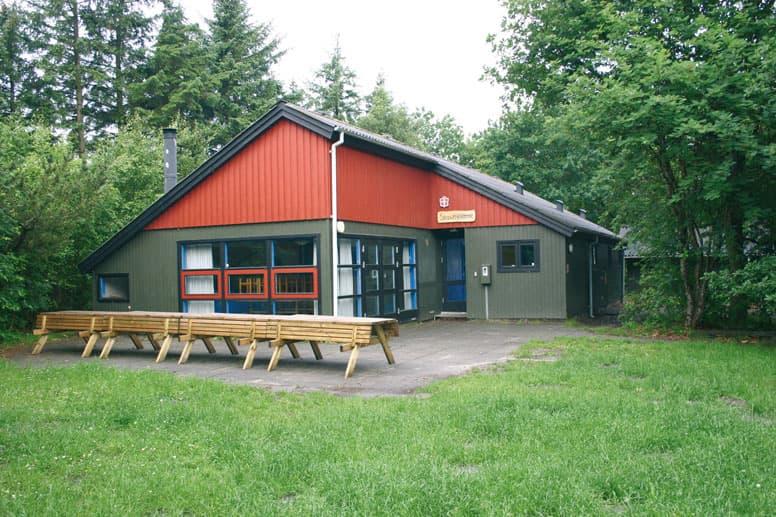 Gruppenhaus Esbjerg nur 1000 m zur Nordsee