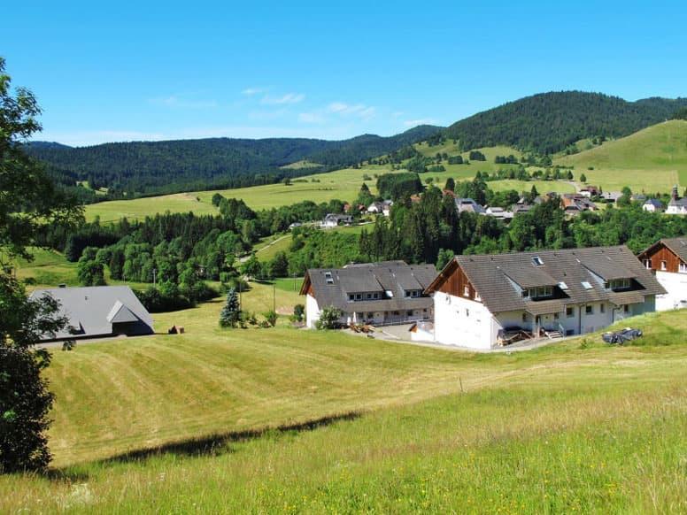 Gemütliche 120m² Ferienwohnung im Bernauer Hochtal