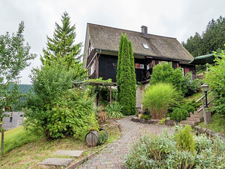Komfortables Ferienhaus Kinzigtal mit Sauna