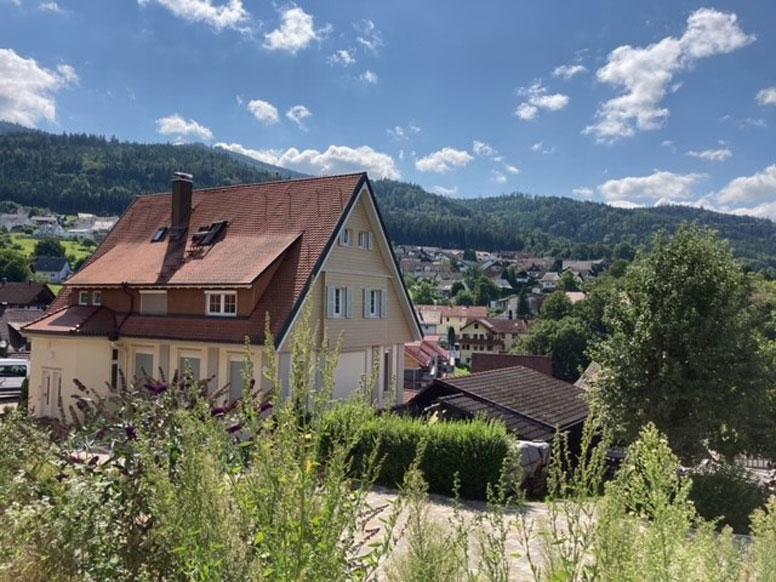 Gruppenhaus zwischen Albtal und Murgtal im Nordschwarzwald