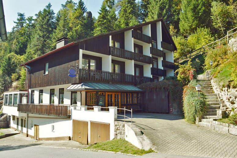 Gruppenhaus im Schwarzwald