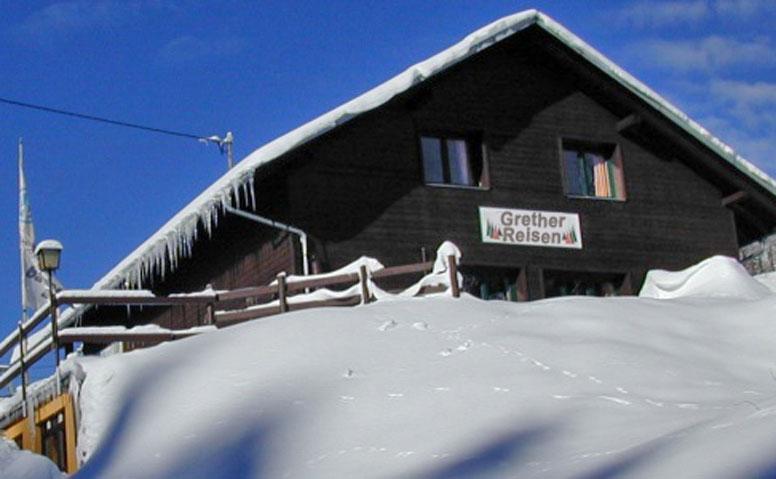 Berghütte in Todtmoos im Südschwarzwald